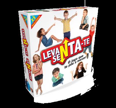 LEVANTA-TE / SENTA-TE